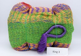 Hamac Filet  : Hamac filet King 1.75 kg : Hamac Mexicain King K3