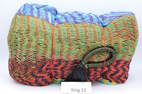Hamac Filet  : Hamac filet King 1.75 kg : Hamac Mexicain King K12