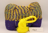 Hamac Filet  : Hamac filet King 1.75 kg : Hamac Mexicain King K2