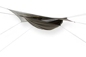 Hamac parachute : Hennessy Hammock bivouac : Hennessy hammock Deluxe Explorer asym Classic