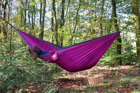 Hamac de voyage Bee Lazy Purple Haze