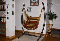 Support Omega + hamac chaise Floresta