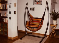 Support Omega + hamac chaise San Salvador
