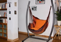 Support Omega + hamac chaise Tigra