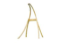 Support Atlas hamac chaise en bois